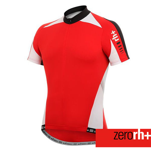 ZERORH+ 義大利  男款短袖排汗自行車衣~共三色 ECU0111