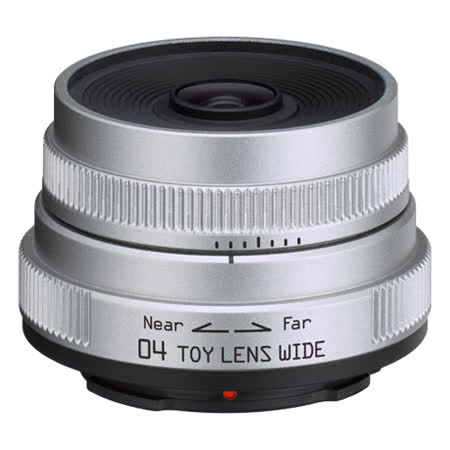 PENTAX Q 04 TOY LENS WIDE  6.3mm F7.1廣角鏡頭(公司貨)