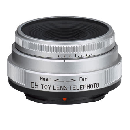 PENTAX Q 05 TOY LENS TELEPHOTO 18mm F8望遠鏡頭(公司貨)