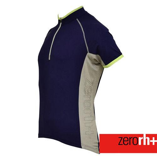 ZERORH 義大利  男款短袖排汗自行車衣 Z1E8CU100