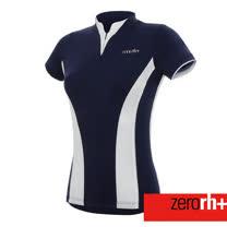 ZERORH+ 時尚運動排汗自行車衣(女) ECD0158