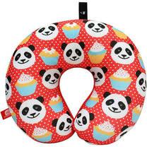 《DQ》Neck 緩衝顆粒護頸枕(熊貓)