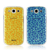 Miravivi SAMSUNG Galaxy S3 i9300 時尚潮流豹紋浮雕保護殼