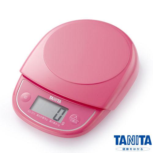 TANITA三公斤電子料理秤KD~313  製 ~ 貨~