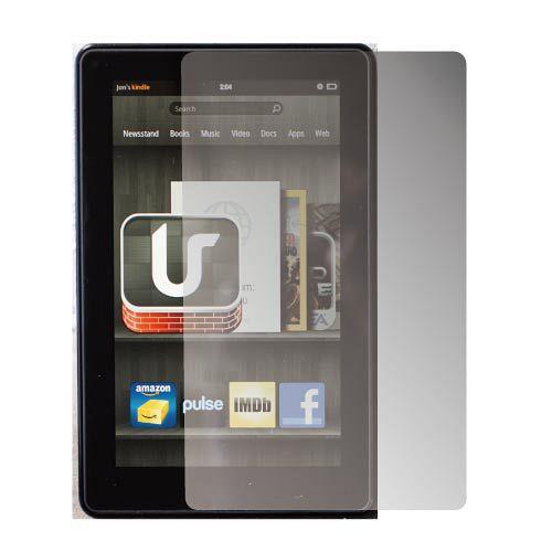ZIYA  Amazon Kindle Fire 抗刮亮面螢幕保護貼2入
