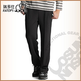 【瑞多仕-RATOPS】竹碳吸排保暖褲(素色) / 舒適.蓄熱保溫.吸濕排汗.DB5528 深鐵灰色