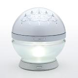 antibac2K 安體百克空氣洗淨機【Magic Ball吊燈版  / 白色】L尺寸