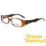 Vivienne Westwood 光學鏡框★英倫龐克風★(咖啡) VW223 02