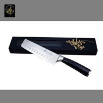 料理刀具 大馬士革鋼系列- 日式切菜刀 〔臻〕高級廚具