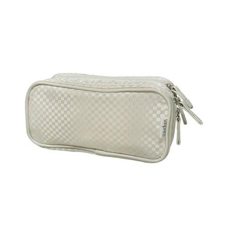KANEBO佳麗寶 IPIC 淨白兩層化妝包(20*11*7cm)