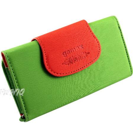 gamax 撞色系列手機皮套(適用各品牌3.5吋至4.3吋手機)