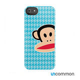 Uncommon iPhone5 / 5s Paul Frank系列 滑蓋保護殼- Zoom Julius HT Blue