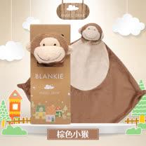 美國 Angel Dear 動物嬰兒安撫巾 (小猴)