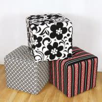 (任選3入)HAPPYHOME 棉花田造型小沙發(三款)
