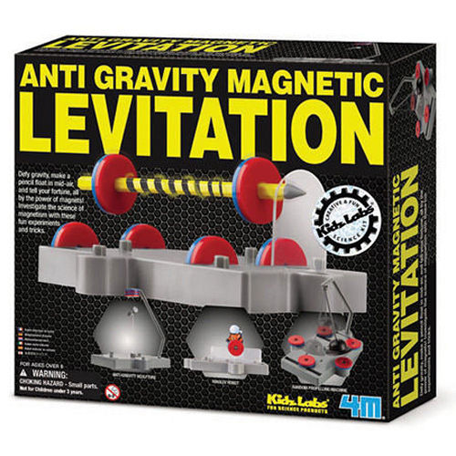 4M ~ 科學探索系列 ~ 無重力漂浮機 Anti Gravity Magnetic Le