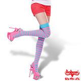 【BOBSON】女款套染短褲(紅196-13)