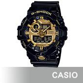 CASIO卡西歐G-SHOCK絕對強悍金屬運動腕錶     GA-710GB-1A