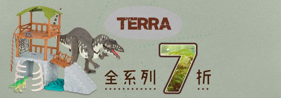 7折▼TERRA動物模型