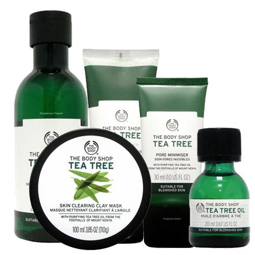 The Body Shop 茶樹淨膚保濕膠50ml