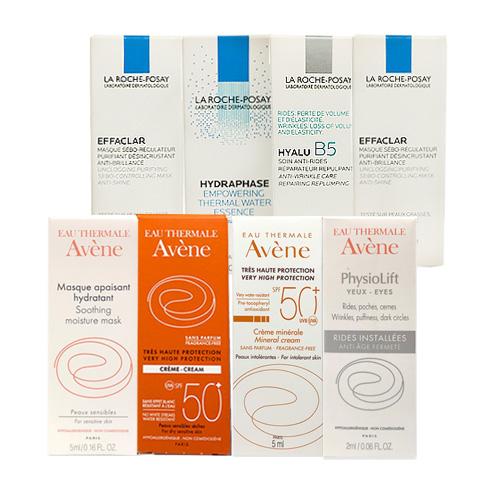 La Roche Posay 理膚寶水 多容安清潔卸妝乳液 50mlx4入