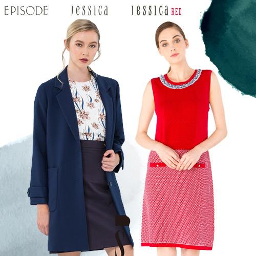 JESSICA x EPISODE 專櫃女裝年終特賣