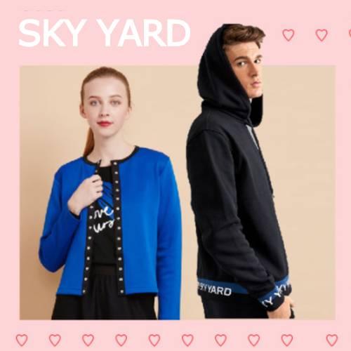 Sky Yard 特賣2件再6折