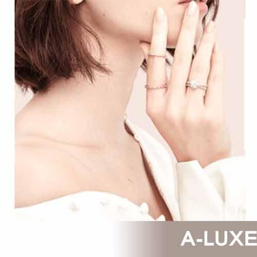 A-LUXE 亞立詩鑽石 求婚戒 0.20克拉 FVS2 柔美奢華鑽戒
