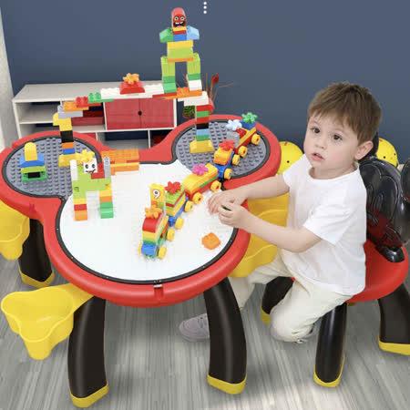 ➤官方授權迪士尼<br/>兒童遊戲桌