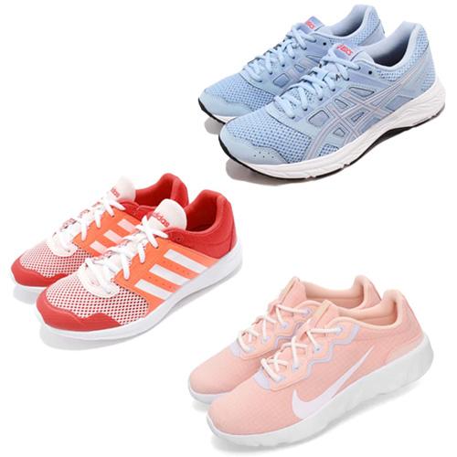 NIKE/adidas/Asics 慢跑/休閒鞋均一價