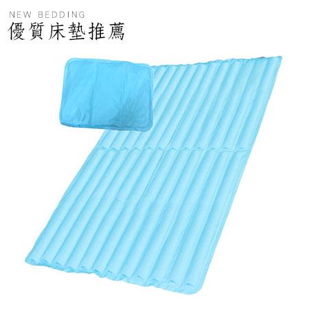 極勁冰涼床墊組 床墊1入+萬用墊2入