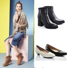 【Keeley Ann】精選鞋靴款