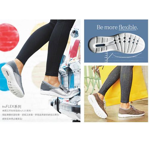ROCKPORT特賣匯-truFLEX科技樂活回彈超健走鞋(女)-ROF82976SC17