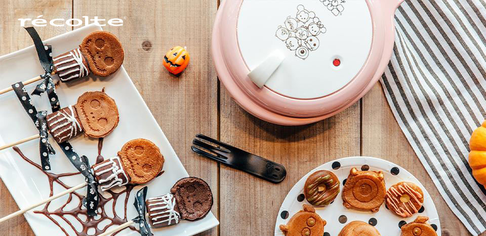 卡通造型鬆餅機