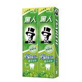 黑人牙膏-茶倍健160g*2入