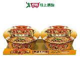 統一滿漢大餐蔥燒牛肉麵192Gx2入