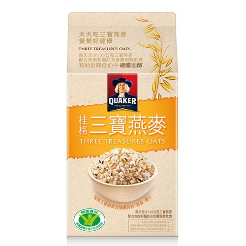 桂格三寶燕麥1800g