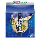 統一拉麵道包麵-日式豚骨風味94g*4入