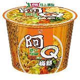 阿Q桶麵雞汁排骨風味107Gx3桶/組