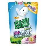 白鴿柔順抗菌洗衣精補充包2000g