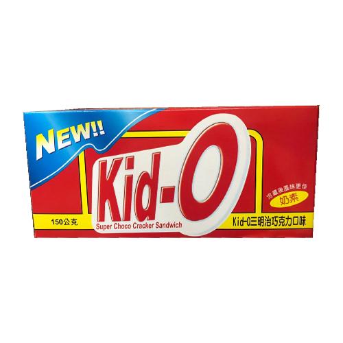 日清Kid-O三明治餅乾-奶油巧克力口味150g