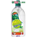 泡舒綠茶洗潔精1000g 壓瓶裝
