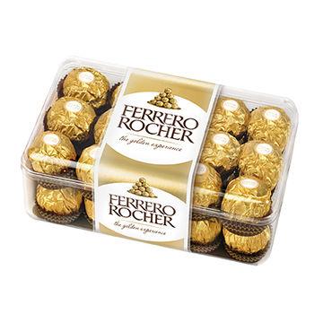 金莎30粒巧克力375G
