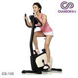 【強生CHANSON】數位娛樂立式時尚健身車CS-135