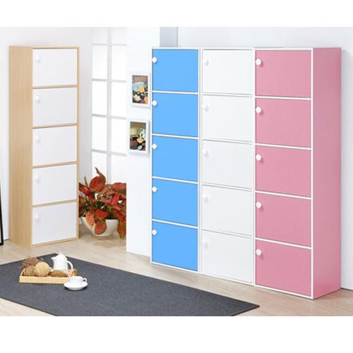 【Hopma】 五門收納置物櫃