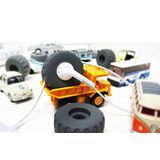 【PS Mall】韓國迷你創意輪胎造型耳機集線器 整線器 2入(J2240)