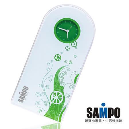 聲寶SAMPO-美好時光多功能電子體重計