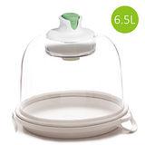 【金德恩】自動真空保鮮罐6.5L(GS-6030)