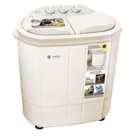 TAIGA 日本特仕版  迷你雙槽柔洗衣機