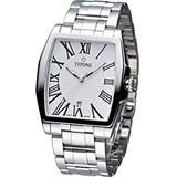 梅花錶TITONI WALL STREET 機械腕錶 83727S-314