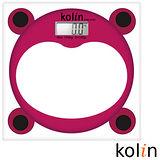 歌林Kolin-電子體重計-(紅)KWN-SH02